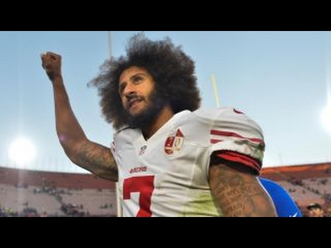 Police Officer Trolls Colin Kaepernick For Halloween