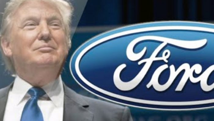 Ford Announces Investment in 3 Michigan Plants