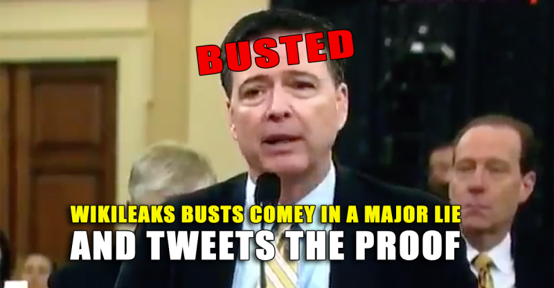 FBI Director Comey BUSTED