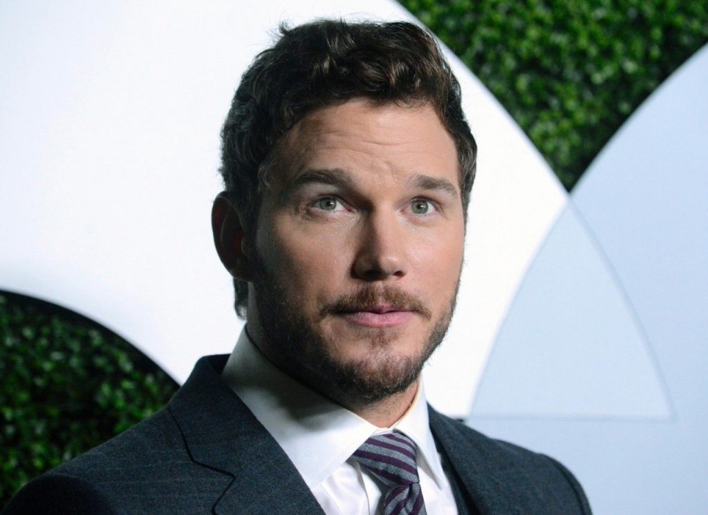Chris Pratt Goes on the Record