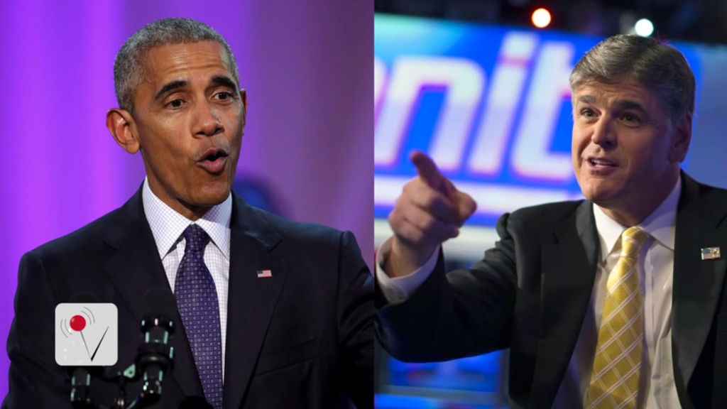Sean Hannity is IRATE Obama Administration Spied on Him