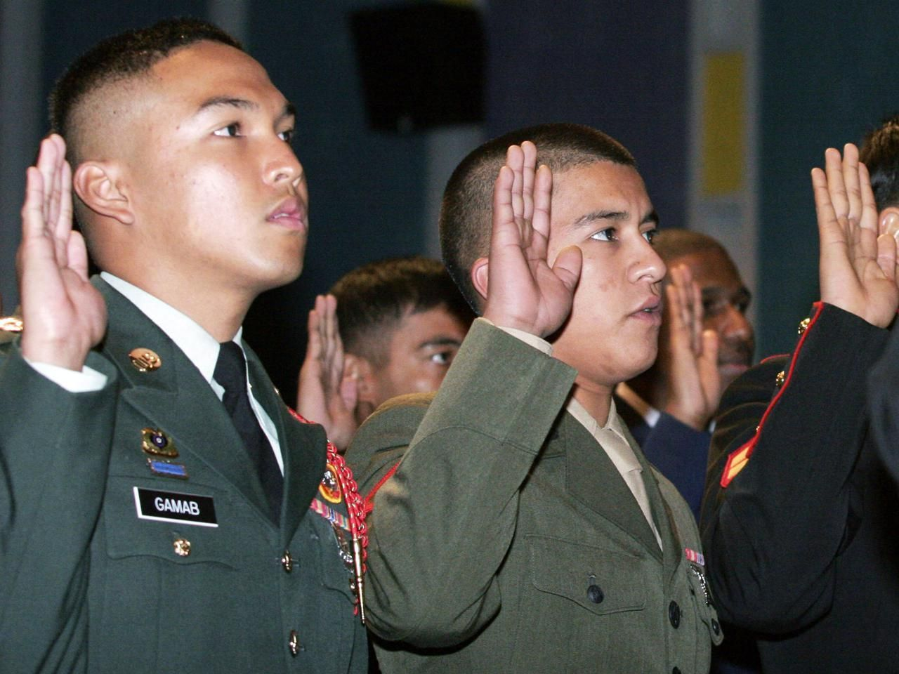 Fair or not, Trump to Allow Immigrants to Become Citizens in Exchange for Military Service