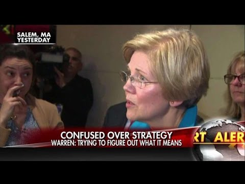 Confused Democrats, Elizabeth Warren, Trump bombings, what is the strategy