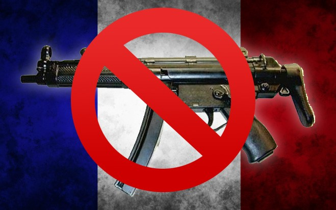 Failed Gun Control in France