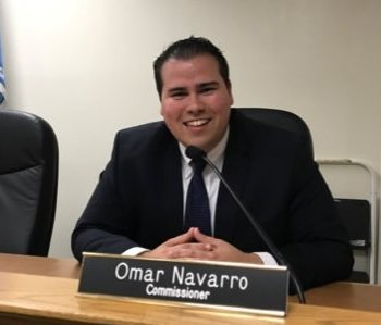 Latino Trump Supporter Taking on Maxine Waters , Omar Navarro