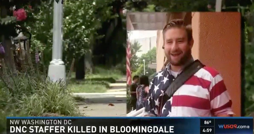 Clinton body count, Seth Rich, DNC Staffer