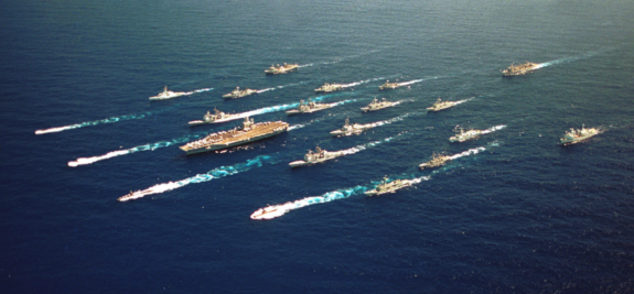 US Warships, USS Carl Vinson Aircraft carrier group