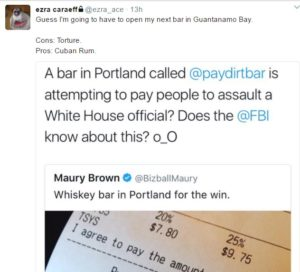 Portland Bar Offers 'Free Whiskey for Life'