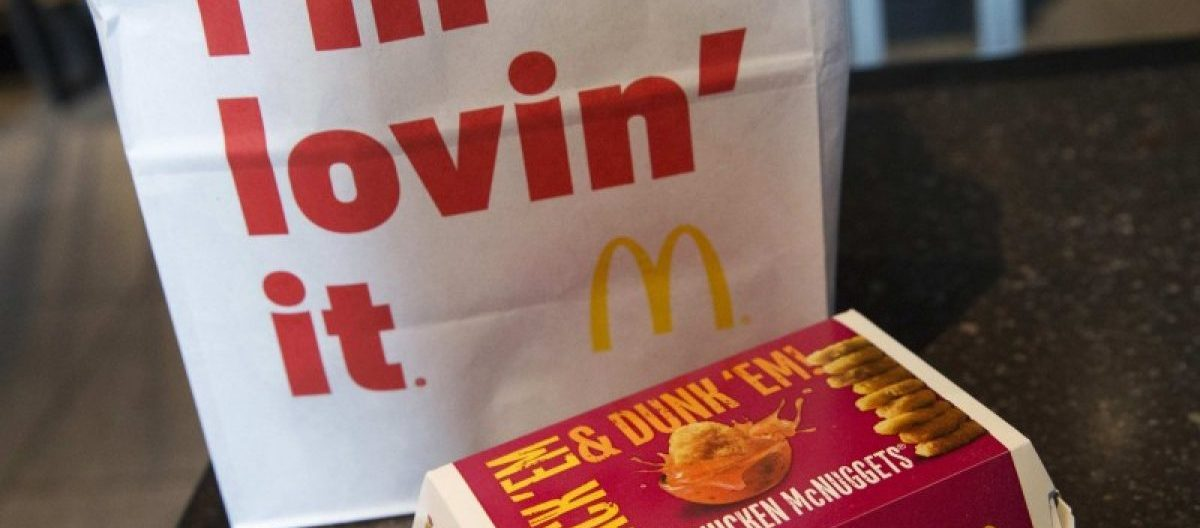 Florida Woman Tries to Trade Sex Act for McDonald's Chicken McNuggets