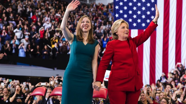 Very Few Want Chelsea Clinton to Run for Office