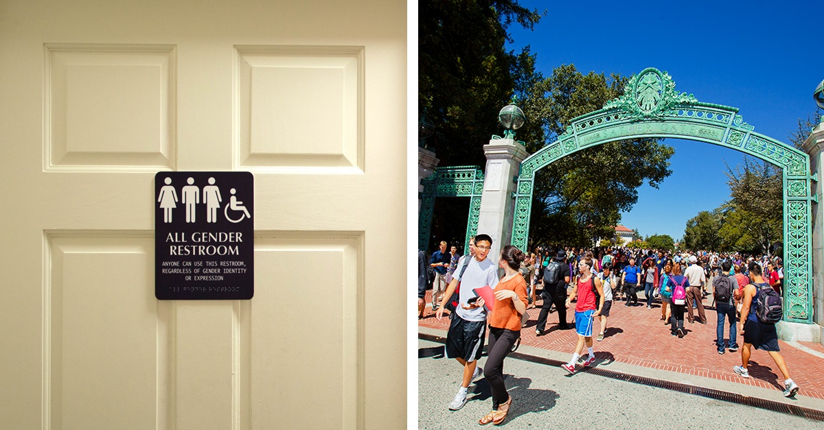 Berkeley to Increase Student Fees, Tranny bathrooms