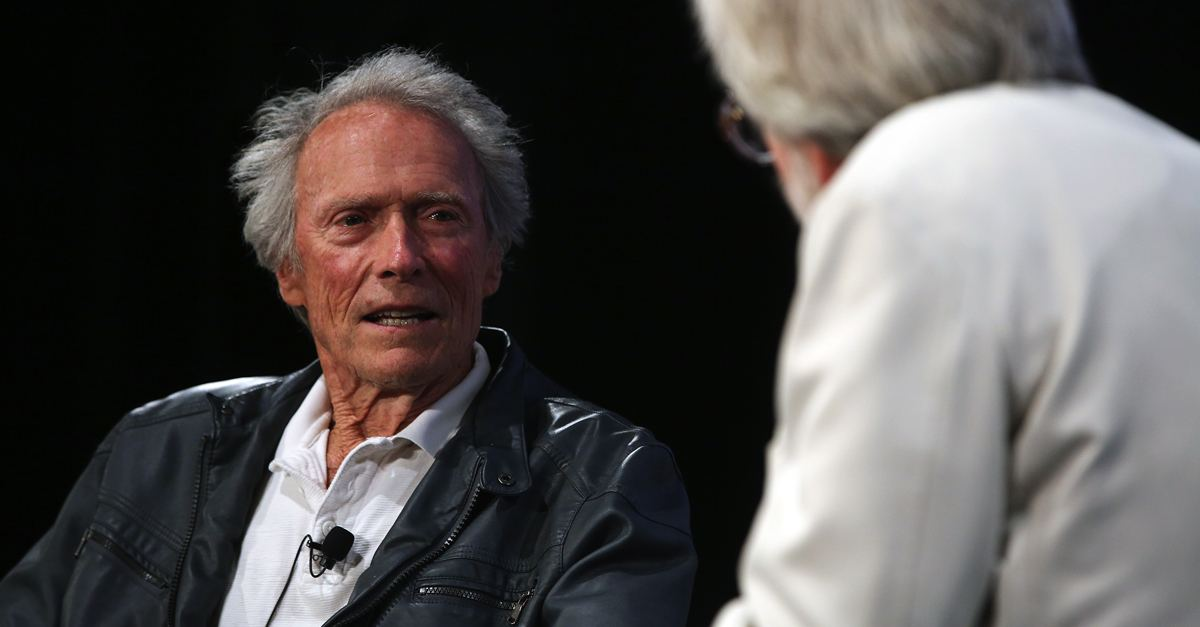Clint Eastwood Goes Off on Political Correctness