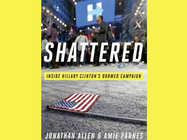Book 'Shattered' by Clinton Insiders