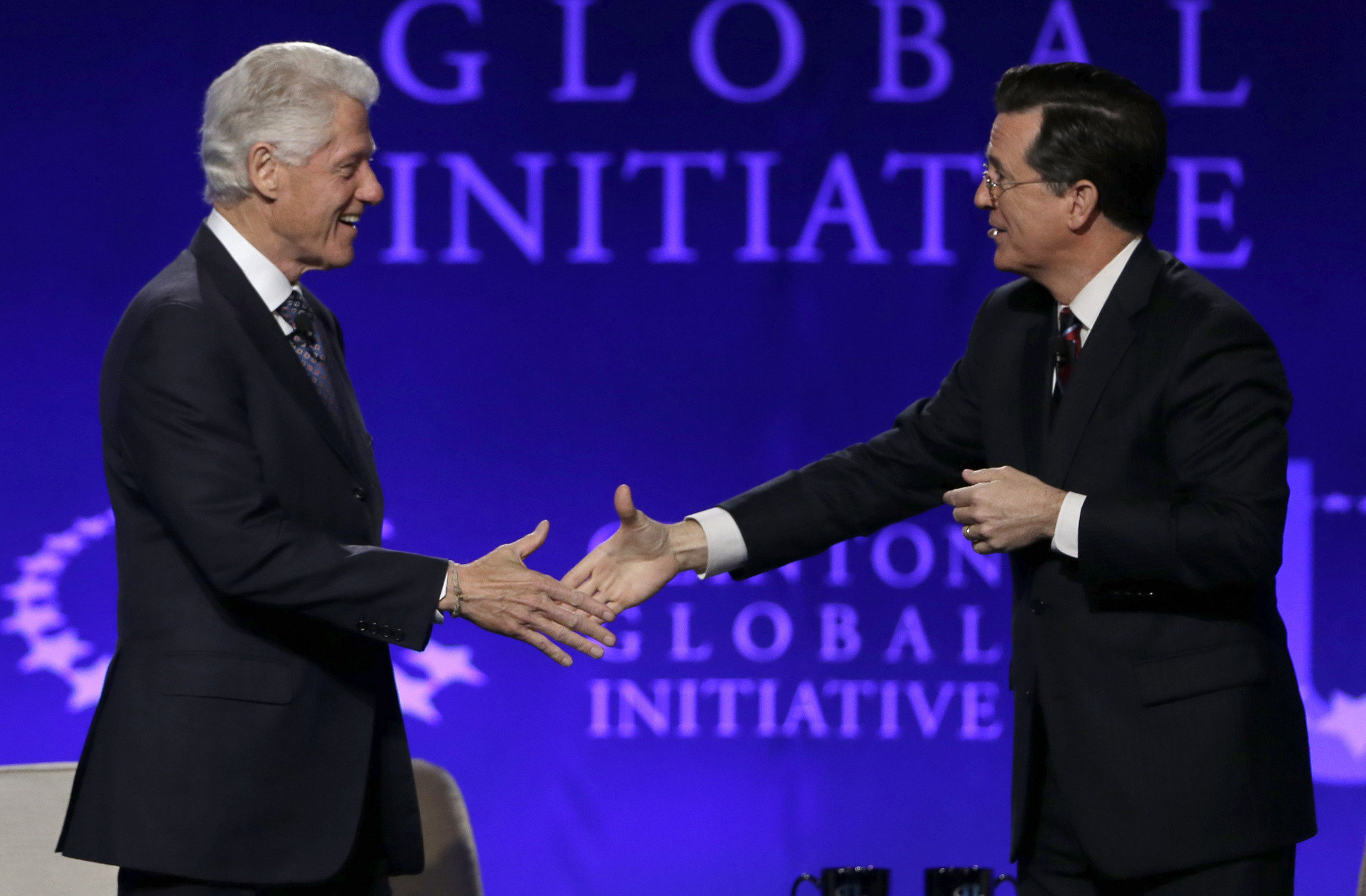 Clinton Group Gave Orders to Colbert