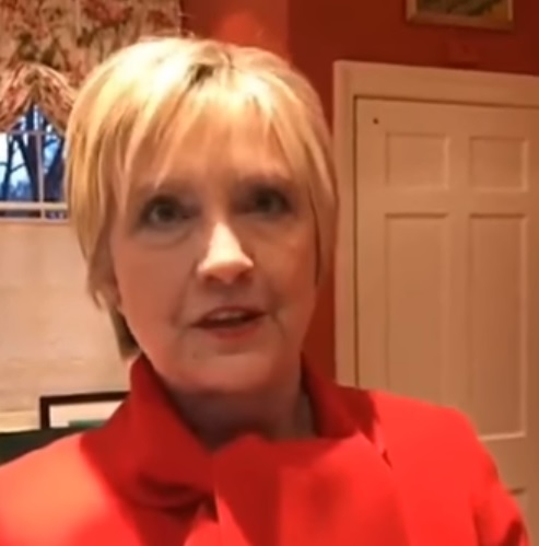Hillary Resurfaces to Beg For Money