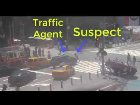 Proof the NYC Times Square Crash Was Not an Accident – VIDEO