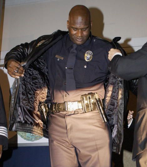 Shaq Says He'll Run for Sheriff in 2020