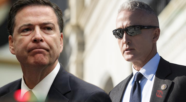 Trey Gowdy Removes Himself From Consideration For FBI Director Job, James Comey