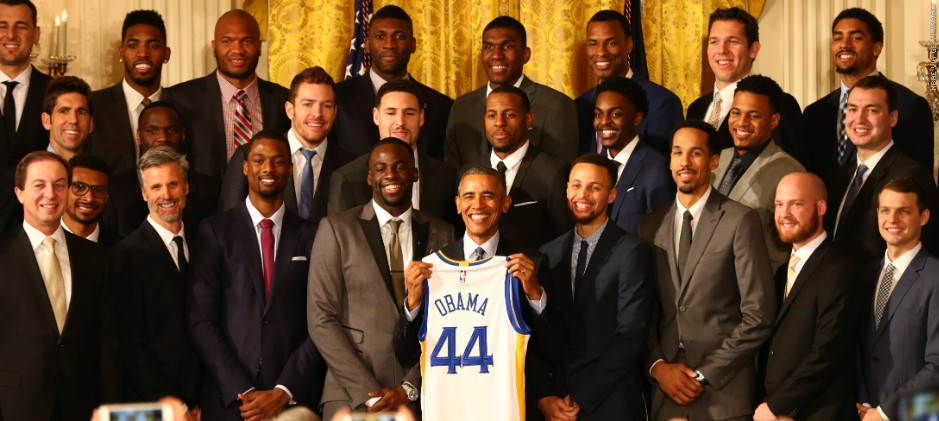 Warriors Rumored to Be Skipping White House Visit, Obama, 2015