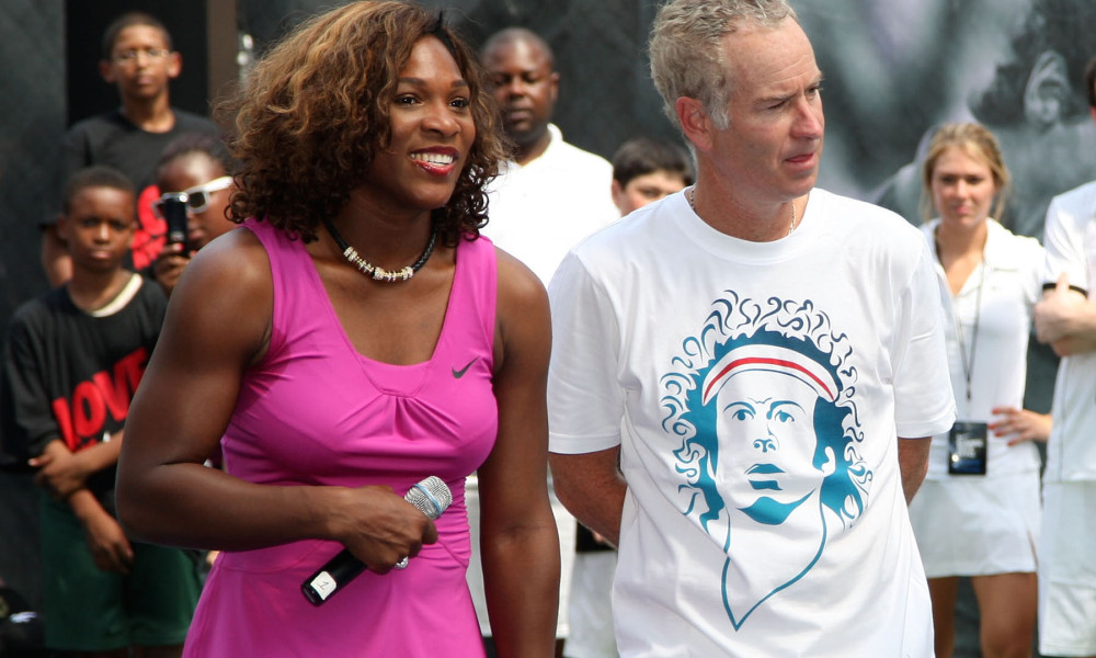 John McEnroe Refuses to Back Off Serena Williams Comments