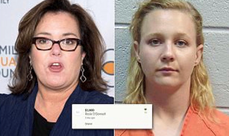 Rosie O'Donnell Celebrates Classified Information Leaker - Pays Her $1,000!