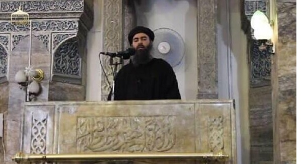 Russian Military Killed ISIS Leader Abu al-Baghdadi - Images of the ISIS Command Post