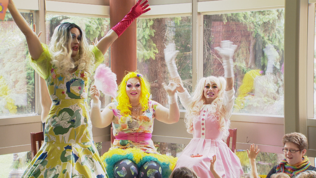 "Publicly Funded ""Drag Queen Story Time"""