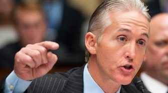 Trey Gowdy Appointed to Lead House Oversight Committee