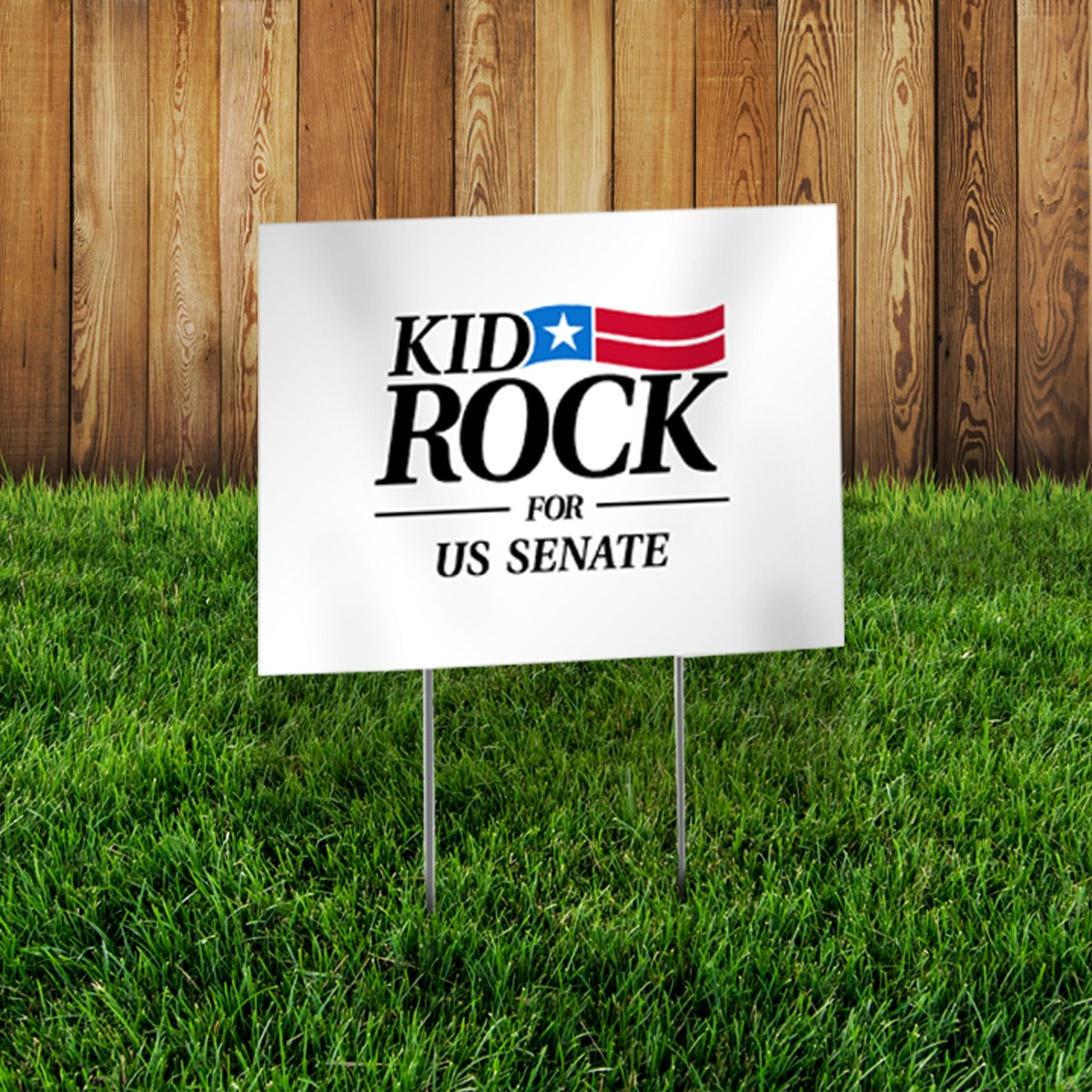 Kid Rock Announces His 2018 Run For Senate