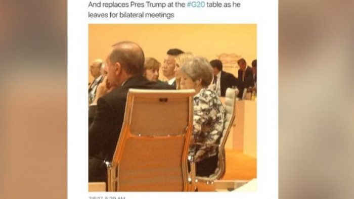 Ivanka Trump Sits in for Daddy at G20 Summit