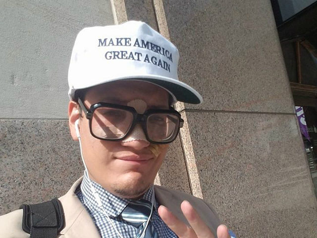 #MAGA hat attacked, Jovi Val, Jovanni Valle, Dr. Joseph Pober