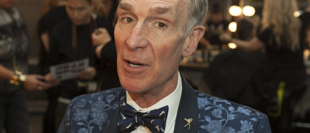 Bill Nye the Science Guy, Climate Change, old people need to die