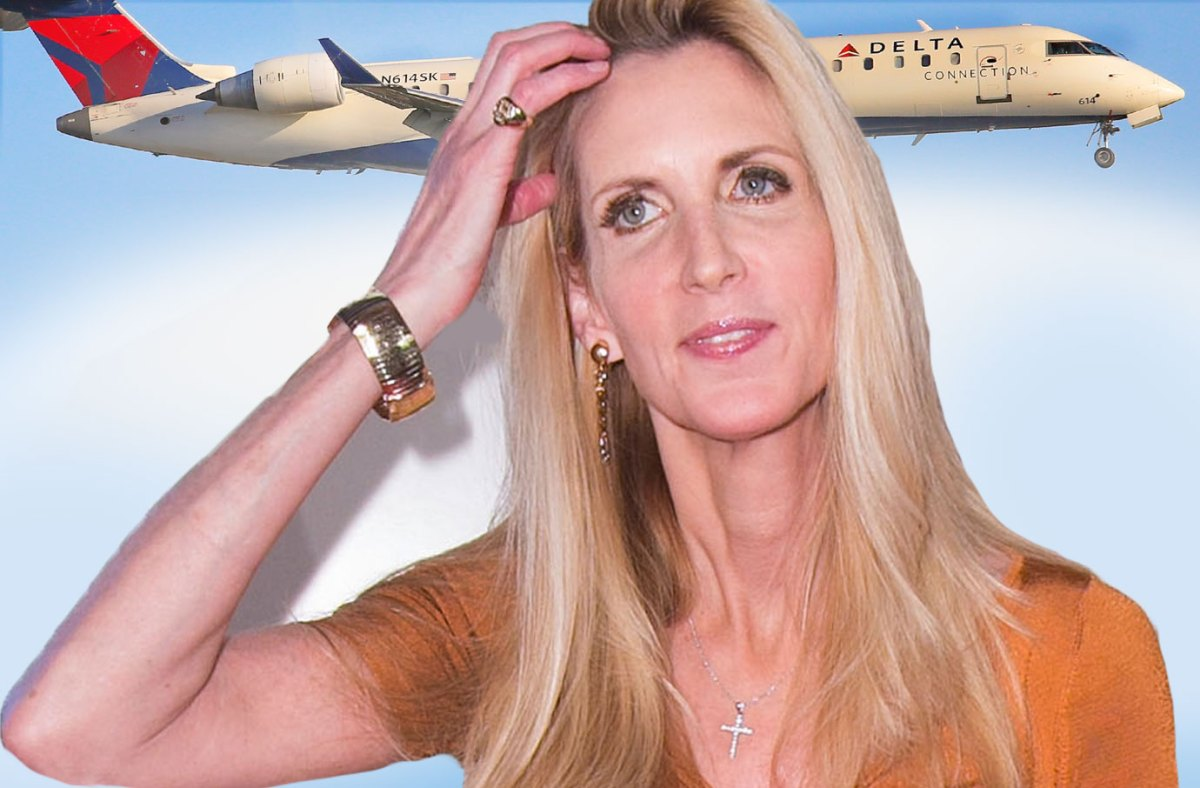 Conservative Icon Ann Coulter