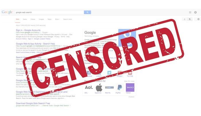 Google Caves to Muslim Pressure