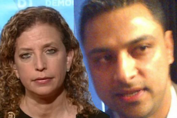 Democratic IT Aide, Imran Awan, Debbie Wasserman Schultz