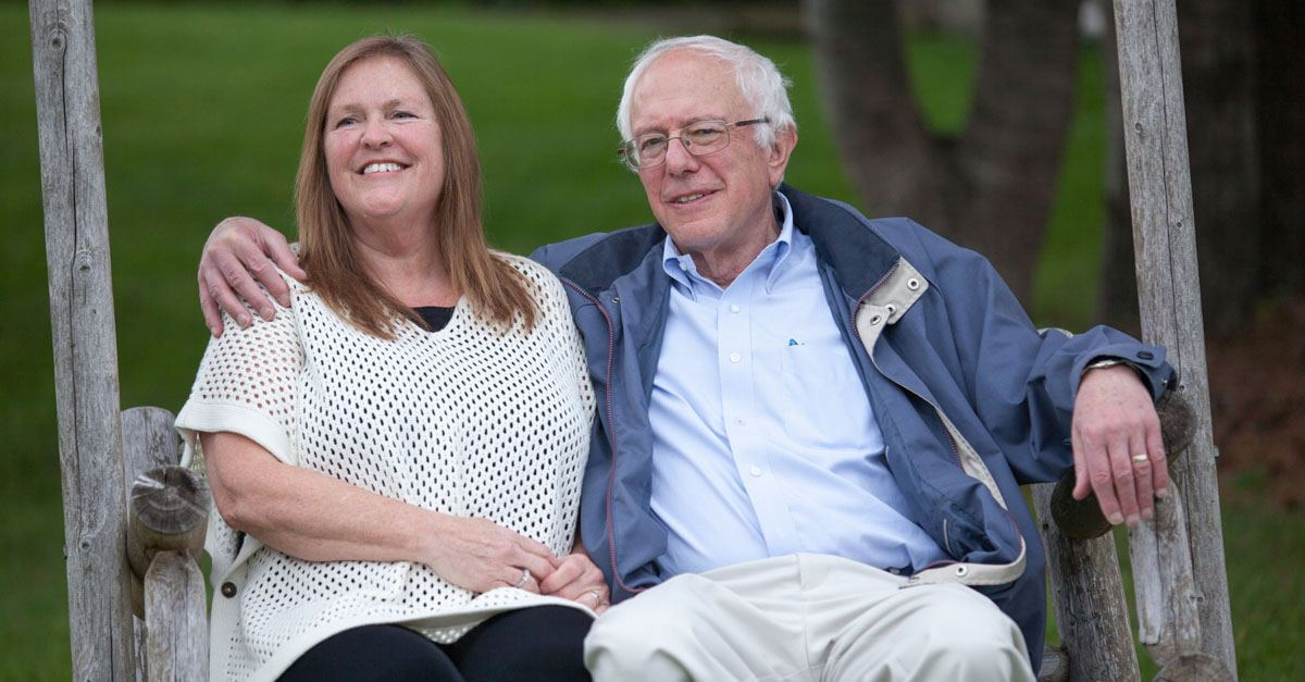 Jane Sanders Attempted to Evict Disabled Residents