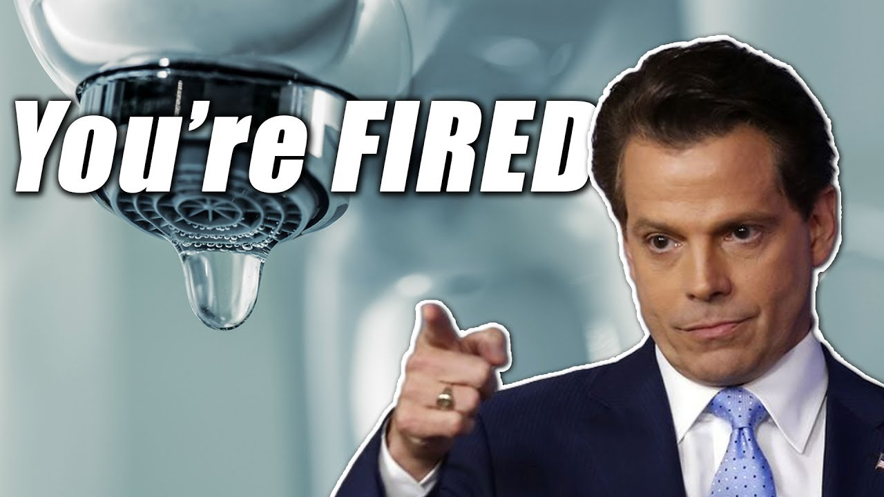 Scaramucci Keeps His Word