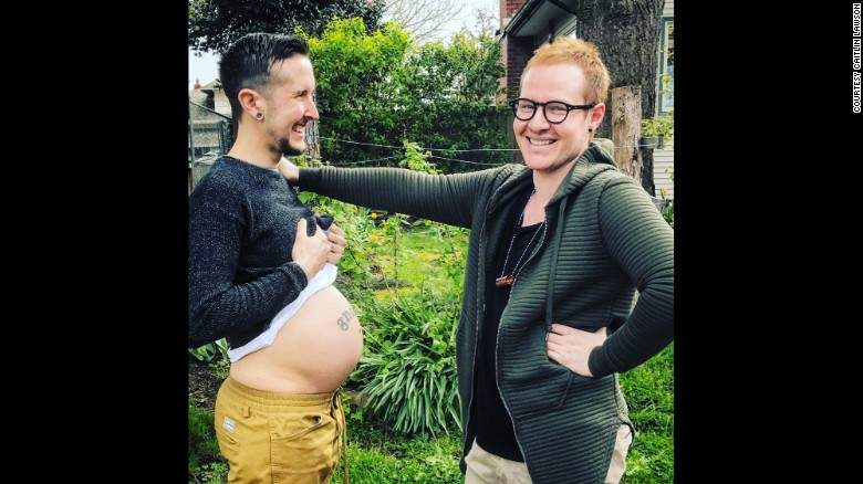 Transgender Man Gives Birth to Baby Boy - CNN Has Lost It