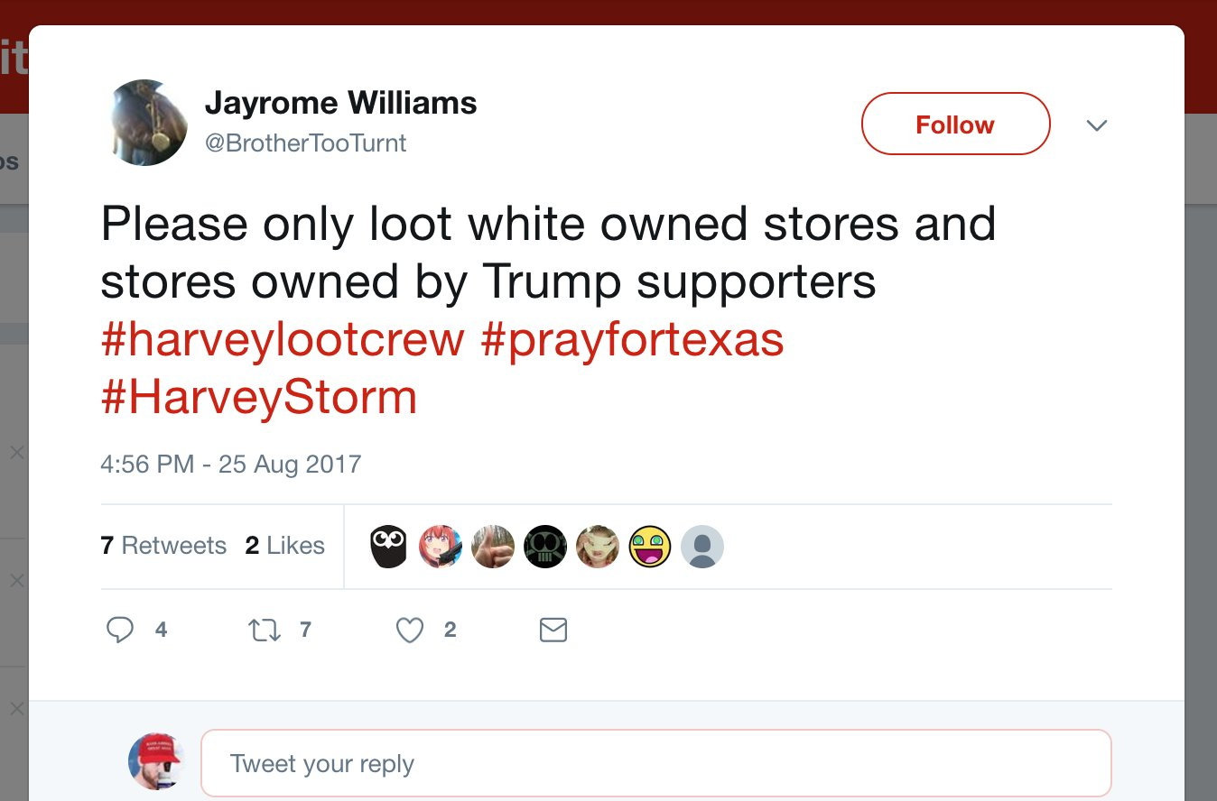 Far Leftists Promote Looting Homes and Businesses of Only Trump Supporters