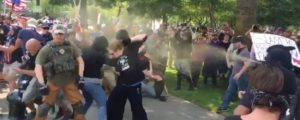 Antifa Thugs Mess with the Wrong Town, Get the Beating of Their Lives (VIDEO)
