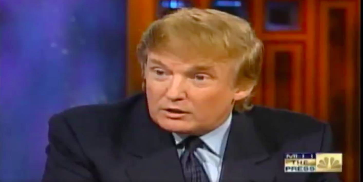 Donald Trump's Strategy Against North Korea in 1999