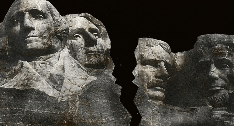 'Vice' Editor Wants to Get Rid of Mount Rushmore