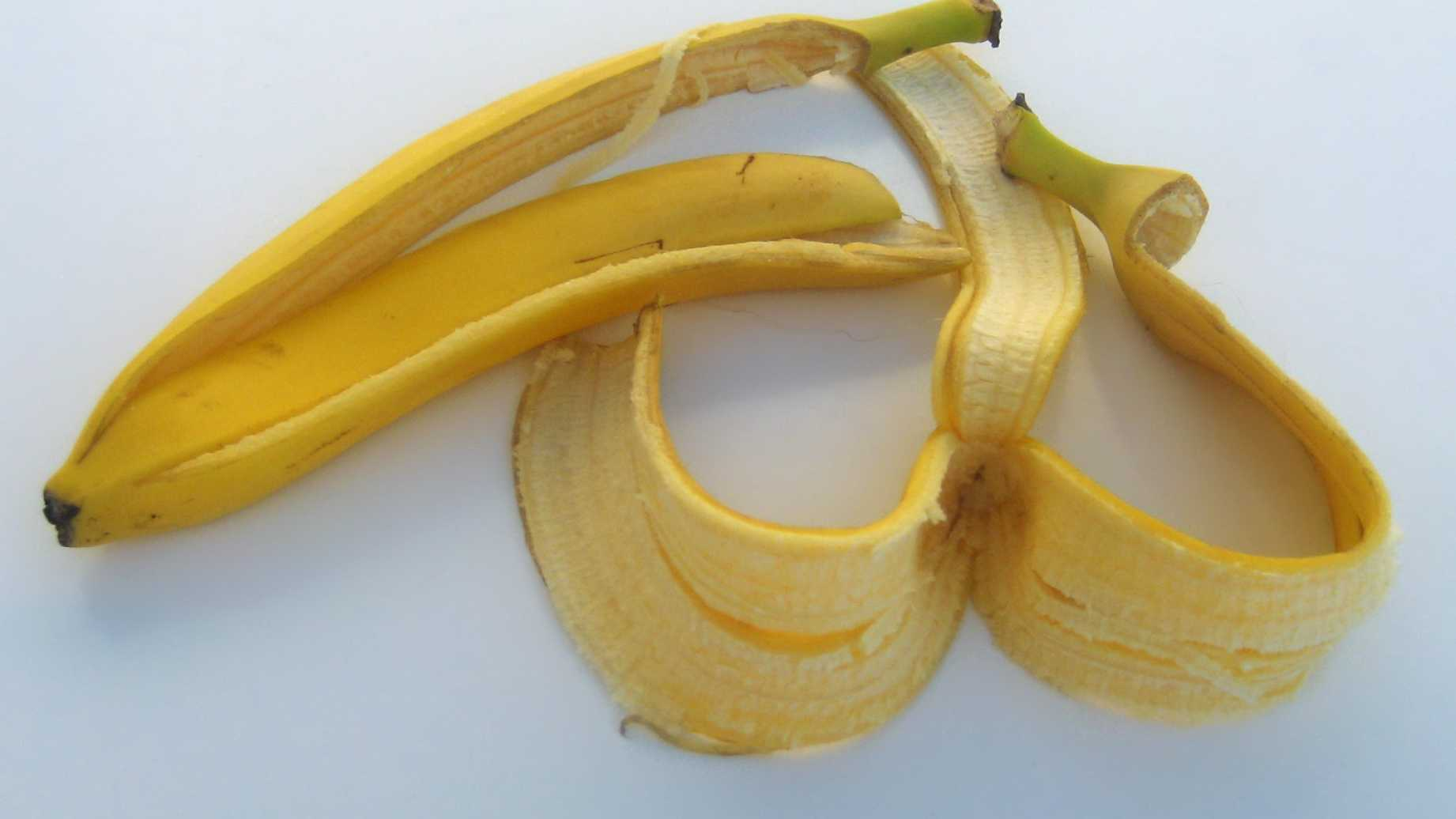 Ole Miss Banana Peel