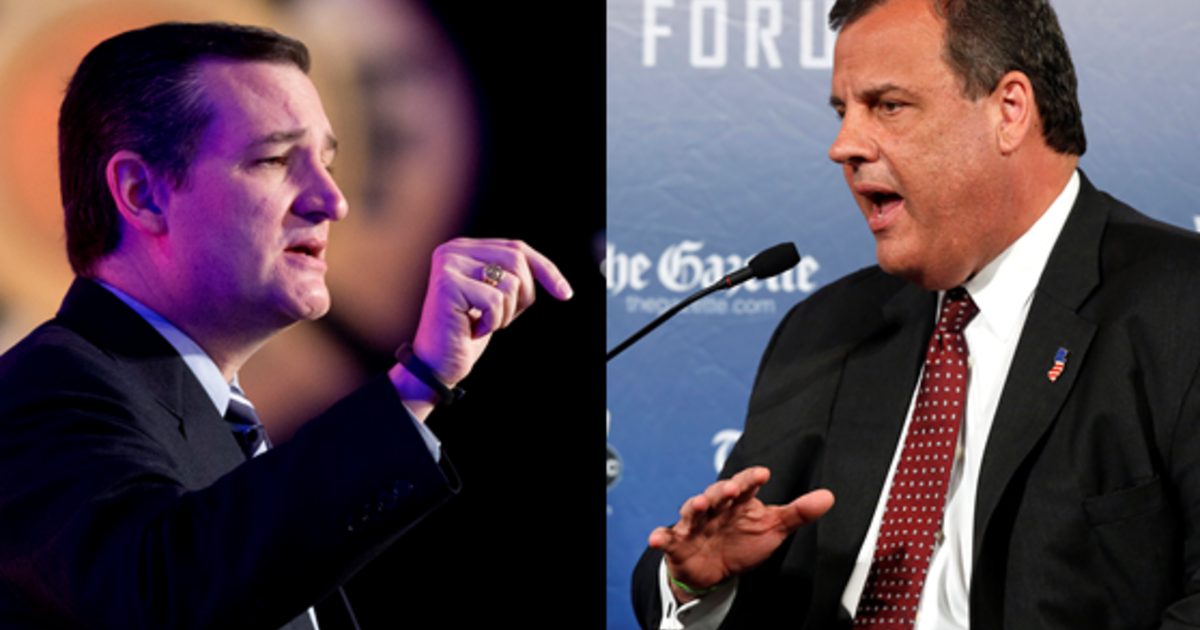 Ted Cruz Schools Chris Christie