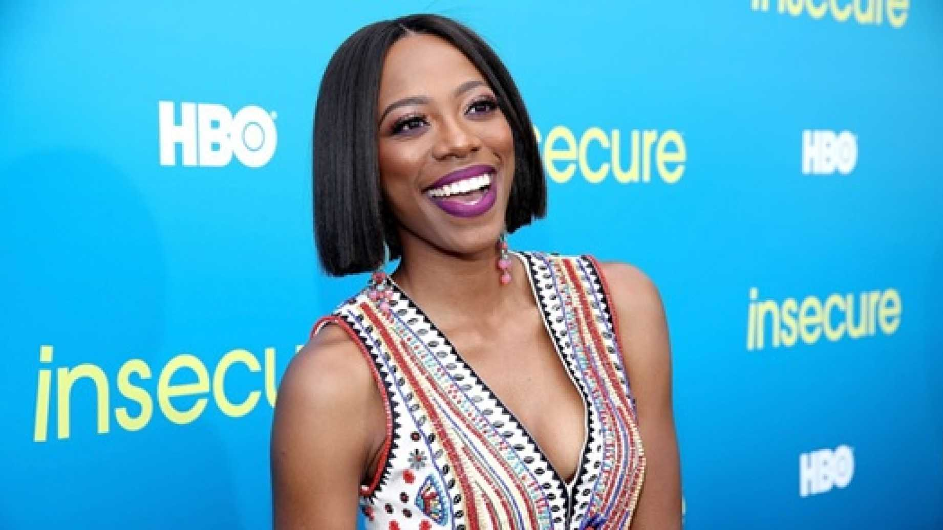 33-Year-Old Actress Yvonne Orji