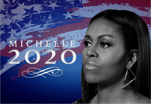 Democratic Strategist Claims Michelle Obama is Best Chance For Dems in 2020
