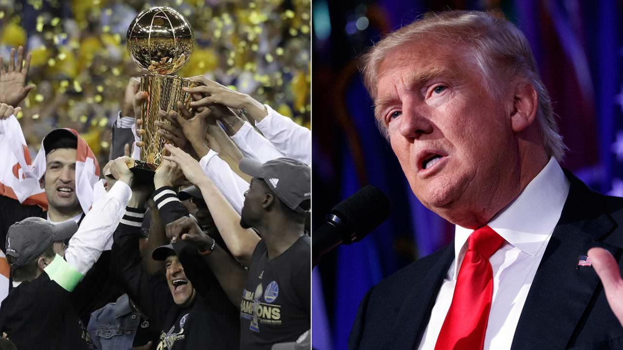 President Trump Withdraws White House Invitation to Golden State Warriors