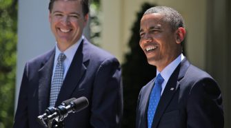Per Report James Comey Did Not Exonerate Hillary Clinton - Obama Did