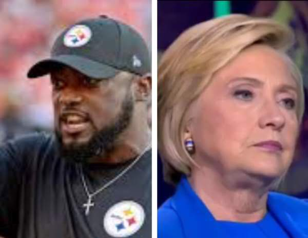 Steelers Coach Mike Tomlin Sponsored Hillary Clinton Fundraisers