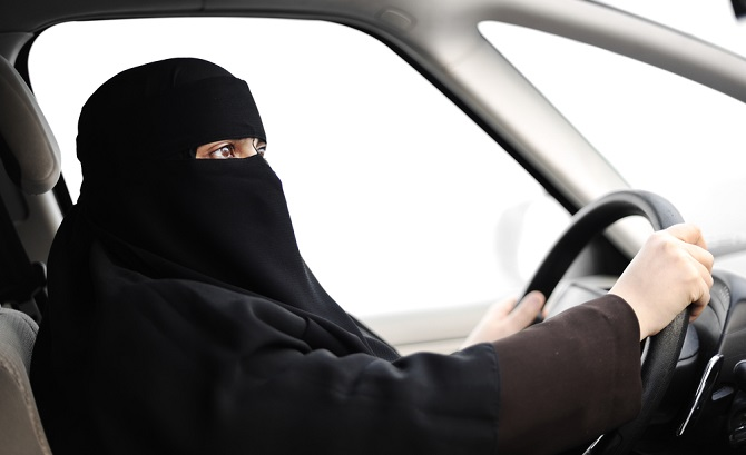 Saudi Women Allowed To Get Drivers' Licenses